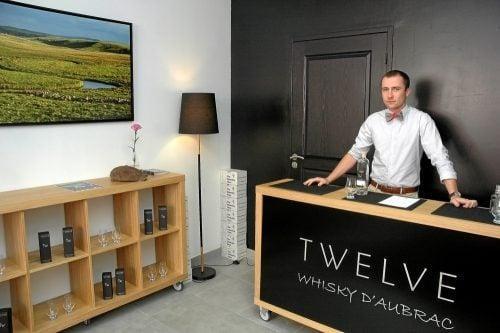 Twelve, le premier whisky aveyronnais bientôt distillé à Laguiole