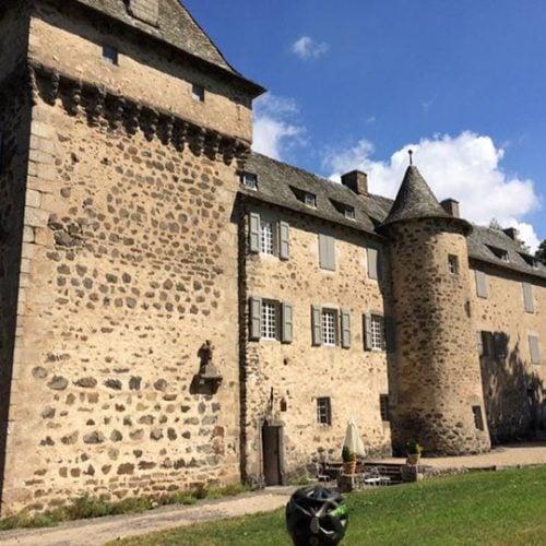 Château de la Boisonnade et lac des…