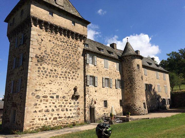 Château de la Boisonnade et lac des...