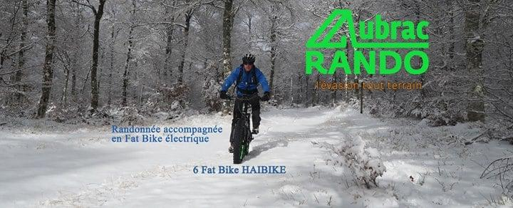 Aubrac Rando updated their cover ph...