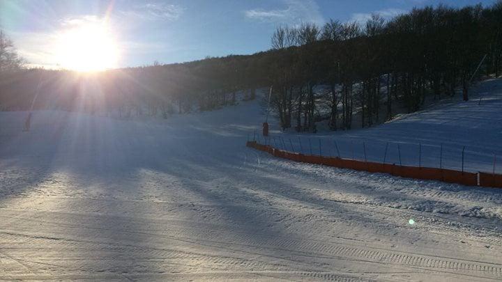 Bonjour Aujourd'hui en ski alpin to...