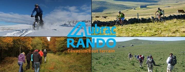 Rando accompagnée en VTT, Fat Bike ...