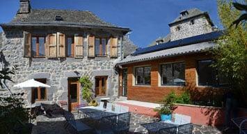 Le Gîte de Laguiole - Gite de groupe Aveyron - GrandsGite.com