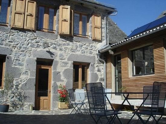 Gîte chaleureux au cœur de l'Aubrac - Avis de voyageurs sur Le Gite de Laguiole, Laguiole en...