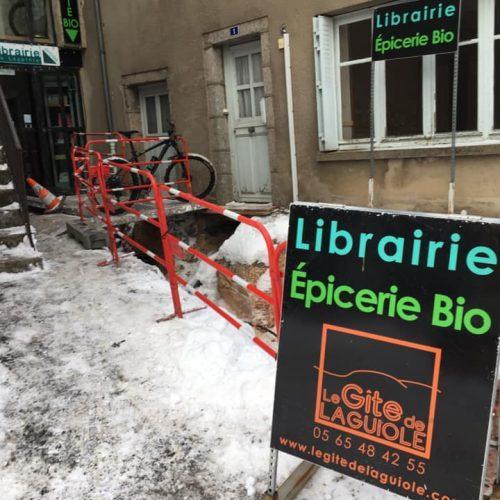 La librairie à nouveau accessible m…