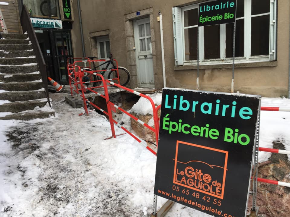 La librairie à nouveau accessible m...