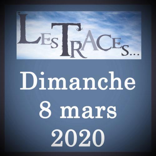 Les Traces 2020 auront lieu le Dim…