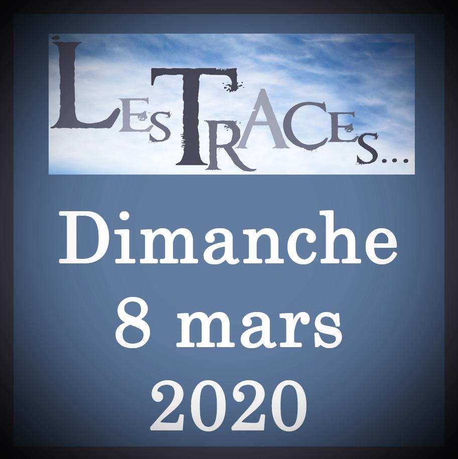Les Traces 2020 auront lieu le Dim...